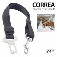 Correa Perro para Cinturón de Seguridad Coche