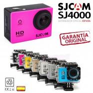 Cámara deportiva SJ4000 1080p FULL HD **ORIGINAL**