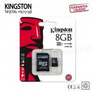 Tarjeta de memoria KINGSTON 4GB