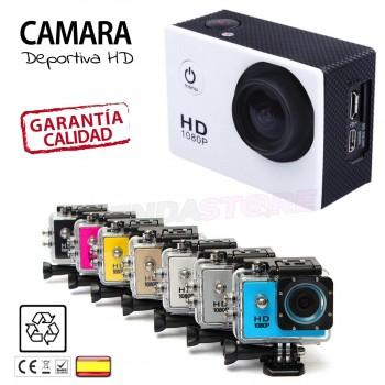 Cámara deportiva SIMILAR SJ4000 1080p FULL HD