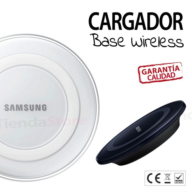 Base de carga inalámbrica SAMSUNG GALAXY S6 y S6 EDGE