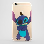 Funda iPhone 6 Stitch Transparente