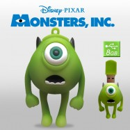 Pendrive Mike Wazowski 8GB Memoria USB Monstruos S.A.