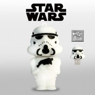 Pendrive Stormtrooper 8GB Memoria USB Star Wars