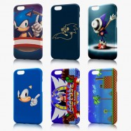 Funda iPhone Sonic The Hedgehog