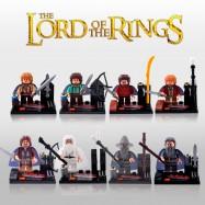 El Señor de los Anillos Mini Figuras Para Lego
