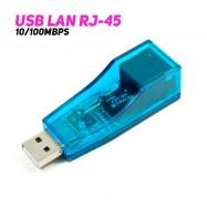USB LAN Convertidor RJ-45 10/100Mbps