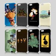 Funda iPhone Los Caballeros de la Mesa Cuadrada Monty Phytons