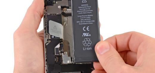 1cambiar bateria iphone 4s