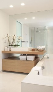 downlight-led-empotrar-baño-cuadrado