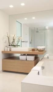 downlight-led-empotrar-baño-cuadrado