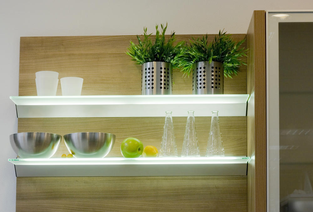 20 bonito luces para muebles de cocina fotos luces para - Luces para cocina ...