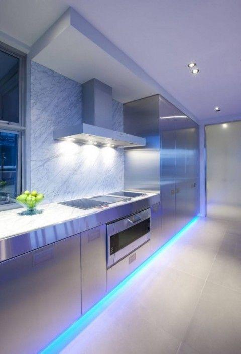 Iluminacion led cocinas que necesito - Luces para cocina ...