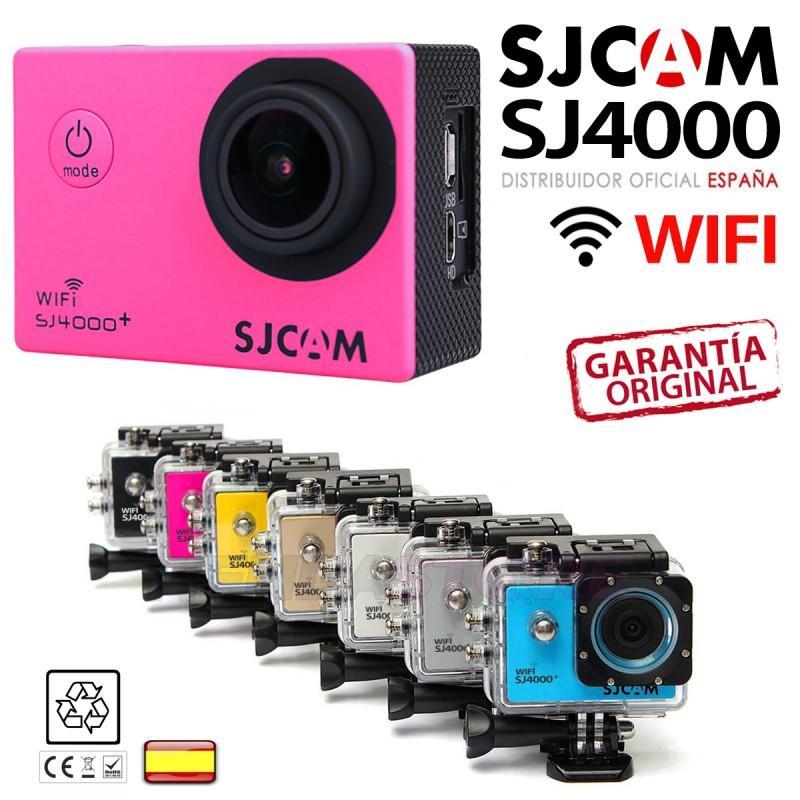 Cámara deportiva SJ4000 WIFI 1080p FULL HD **ORIGINAL**