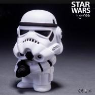 Figura Star Wars Darth Vader y Trooper