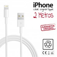 Cable iPhone 6 ORIGINAL APPLE 2 metros