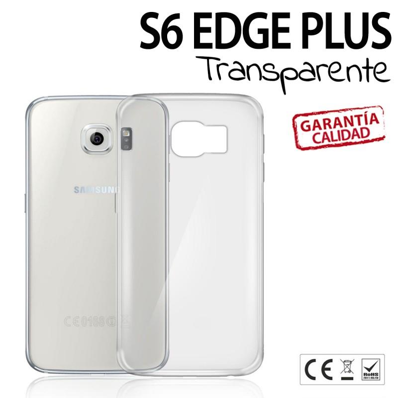 carcasa silicon samsung s6 edge