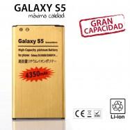 Bateria Galaxy S5 Gran capacidad 4350mAh