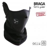 Braga mascara de neopreno