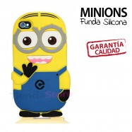 Funda Minions iPhone 6 Biocular