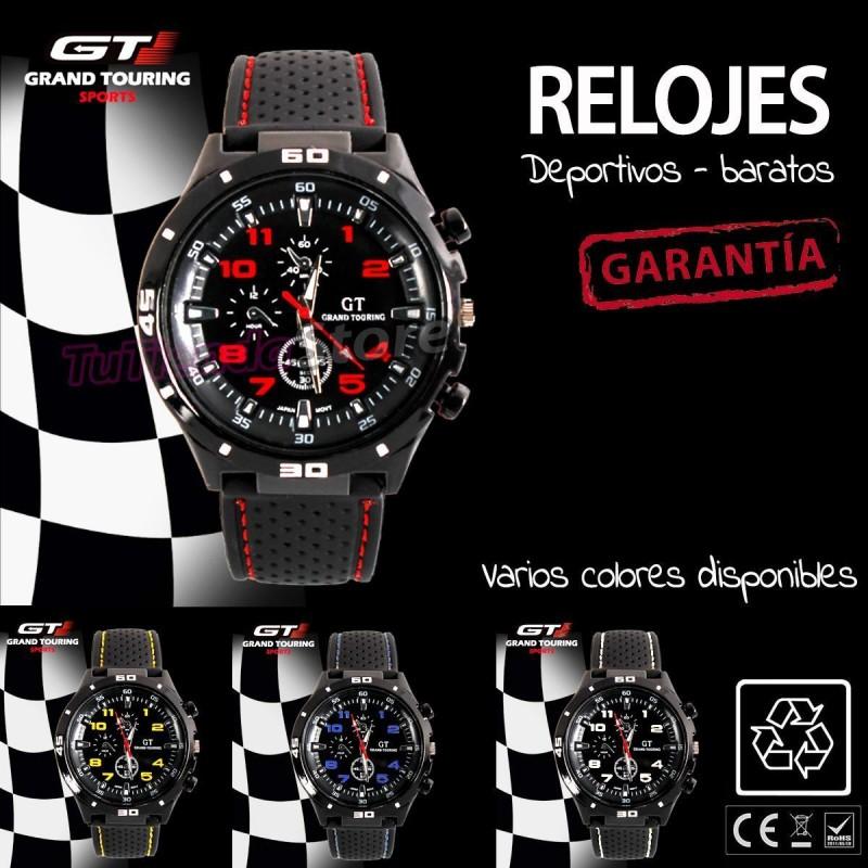 2332170497ba Reloj deportivo GT GRAND TOURING