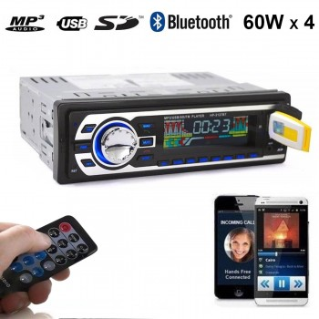 MP3 DE COCHE CON RADIO BLUETOOTH MANOS LIBRES