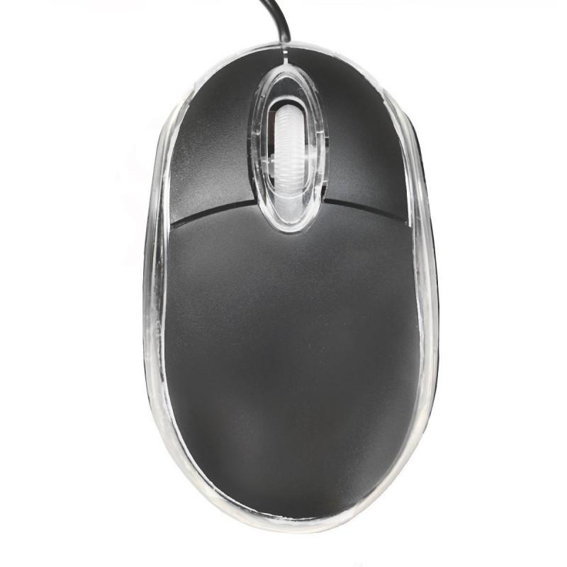 RATÓN ÓPTICO CON CABLE USB