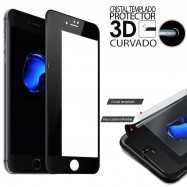 PROTECTOR PANTALLA 3D PARA IPHONE 8 PLUS