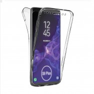 FUNDA DOBLE TRANSPARENTE SAMSUNG GALAXY S9 PLUS
