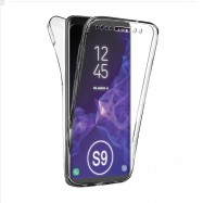 FUNDA DOBLE TRANSPARENTE SAMSUNG GALAXY S9