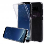 FUNDA DOBLE TRANSPARENTE PARA GALAXY S8 PLUS