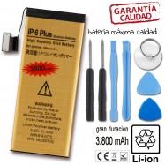 BATERÍA IPHONE 6 PLUS DE GRAN CAPACIDAD + KIT HERRAMIENTAS