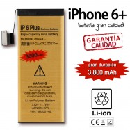 BATERIA PARA IPHONE 6 PLUS GRAN CAPACIDAD