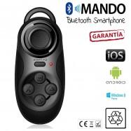 MANDO A DISTANCIA BLUETOOTH PARA SMARTPHONES iOs Android NEGRO