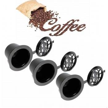 Pack de cápsulas de café recargables Nespresso