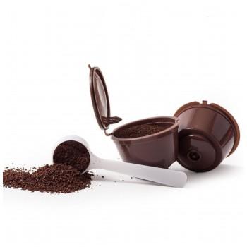 Cápsulas de café recargables para Dolce Gusto