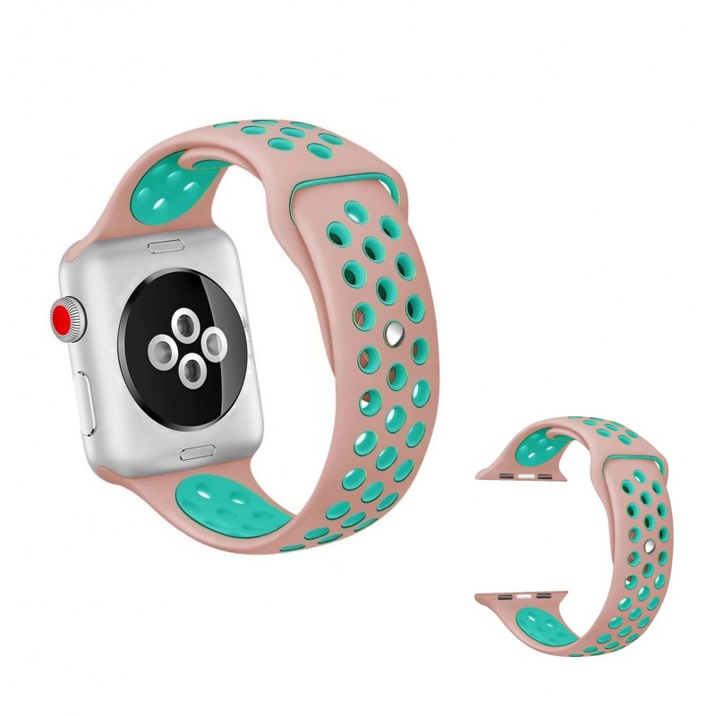 Correas deportivas Apple Watch series 1,2 y 3 de colores