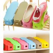 Zapatero organizador de colores para calzado