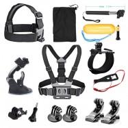 Kit de accesorios para GoPro y SJCam 8 en 1