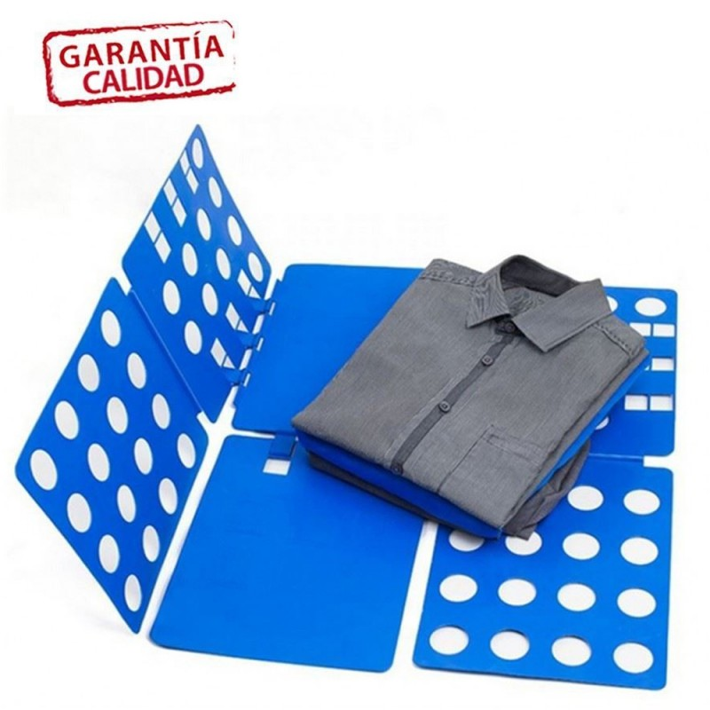 Doblador de camisetas, camisas y jerseys