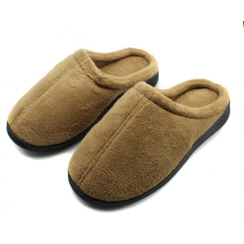 Zapatillas de gel para estar por casa máximo confort