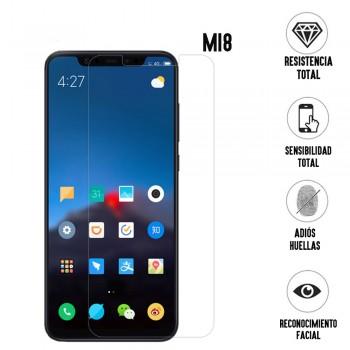 Cristal templado Gorilla Glass para Xiaomi 8