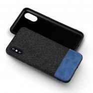 Funda de cuero tipo MOFI para iPhone
