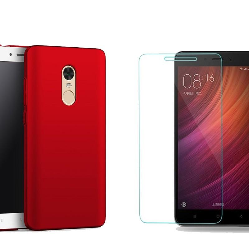 Funda de silicona para Xiaomi Redmi Note 4X