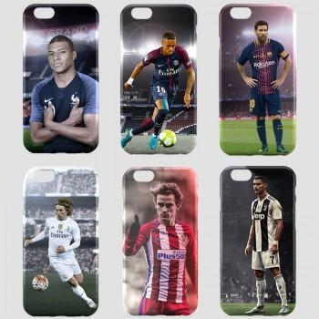 Funda para iPhone de futbolistas