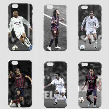 Funda para iPhone de Leyendas del fútbol