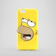 Funda para iPhone de Los Simpsons