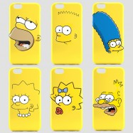 Funda para iPhone de Los Simpsons