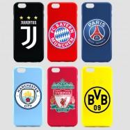 Funda para iPhone de escudos equipos europeos