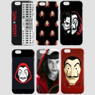Funda para iPhone de La Casa de Papel